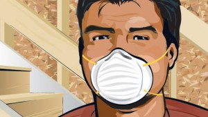 Personal protective equipment for construction: Breathing protection