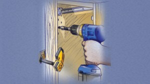 How to install cabinets 3
