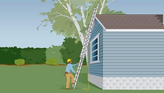 Extesion ladders