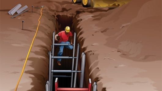 Reduce The Risk Of Trench Cave Ins Constru Gu 237 A Al D 237 A