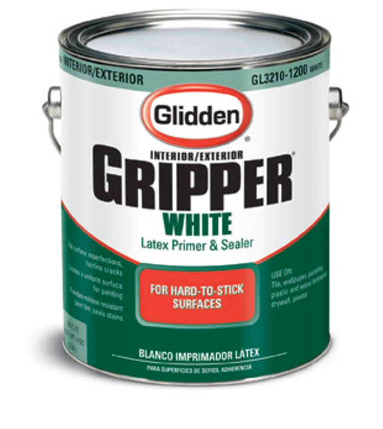 glidden gripper is a multi purpose latex primer specifically. Black Bedroom Furniture Sets. Home Design Ideas