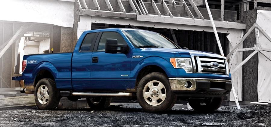 Trocas ford f150 arregladas - Imagui