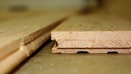 hardwood flooring planks usually feature - Installing Hardwood Floors
