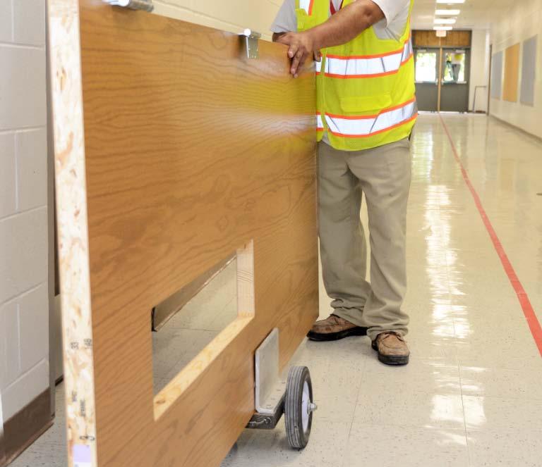 how to install a door 2 & How to install a door   Constru-Guía al día Pezcame.Com