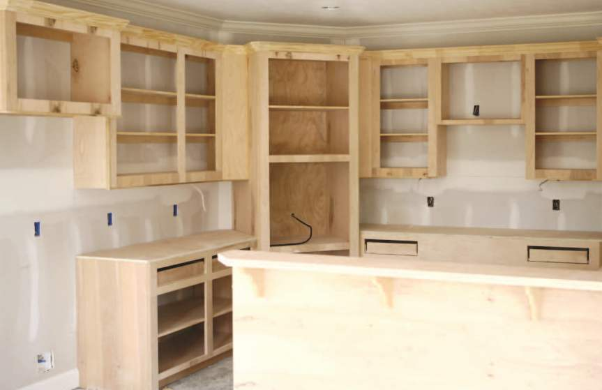 Guide to choosing kitchen cabinets pro construction guide for Choosing kitchen cabinets
