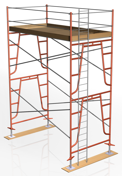 How To Install Frame Scaffolding Pro Construction Guide