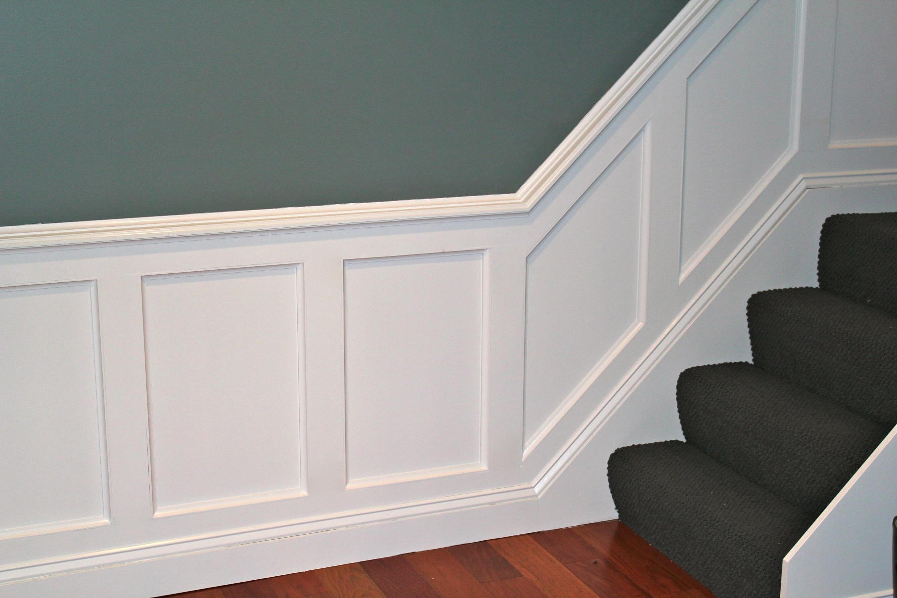... Wainscoting Installation