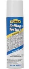 Homax Aerosol Popcorn Celing Texture