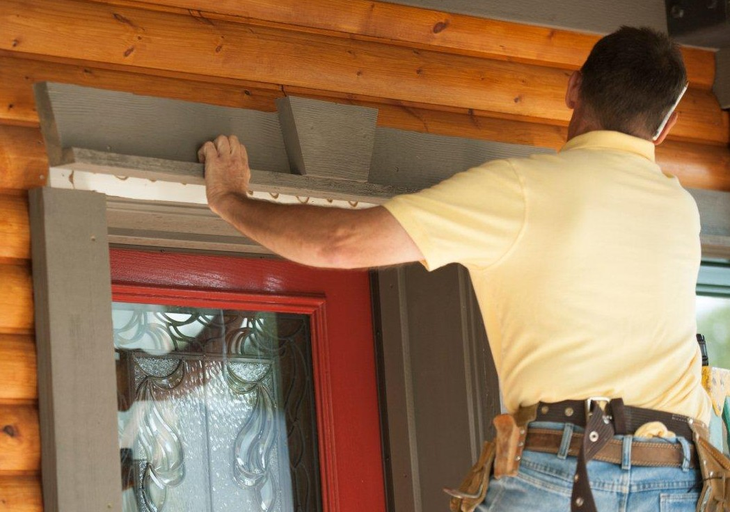 Installing exterior door and window trim | Pro Construction Guide