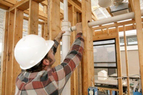 how to plumb a basement bathroom constru gu a