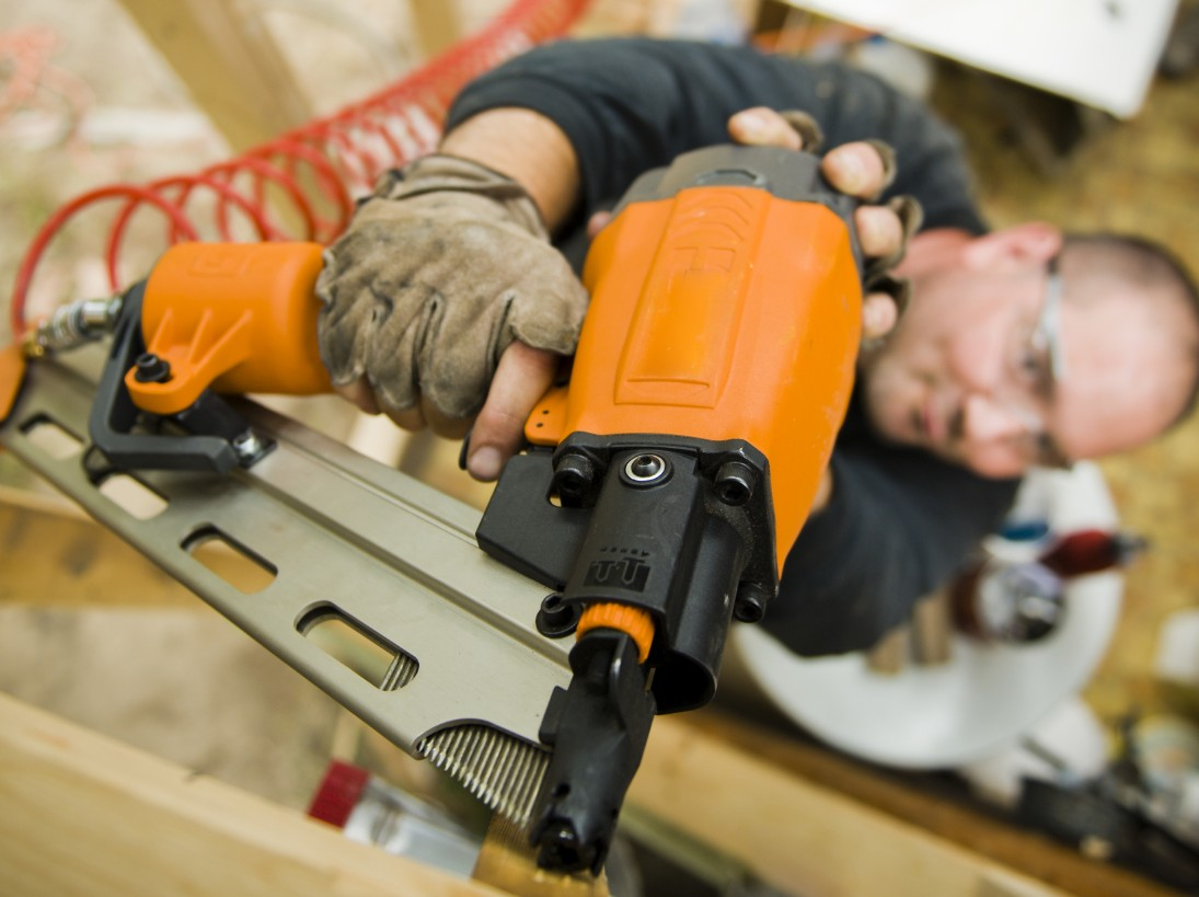 Causes Of Nail Gun Injuries Pro Construction Guide