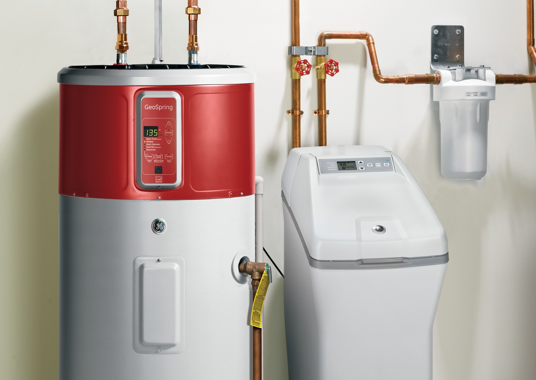 How To Install A Water Softener Constru Gu 237 A