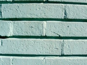 Tips for painting brick