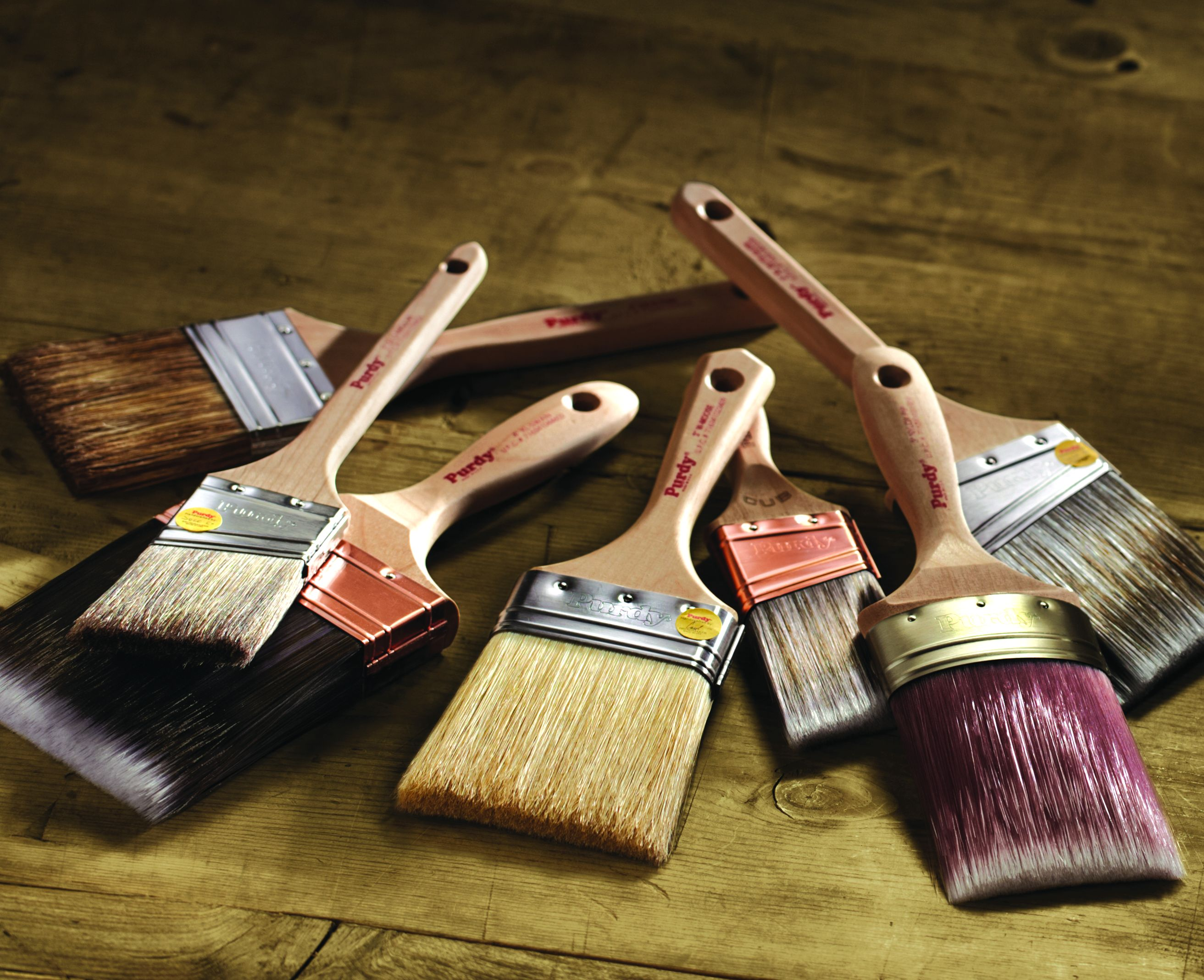 How To Choose The Right Paint Brush Pro Construction Guide