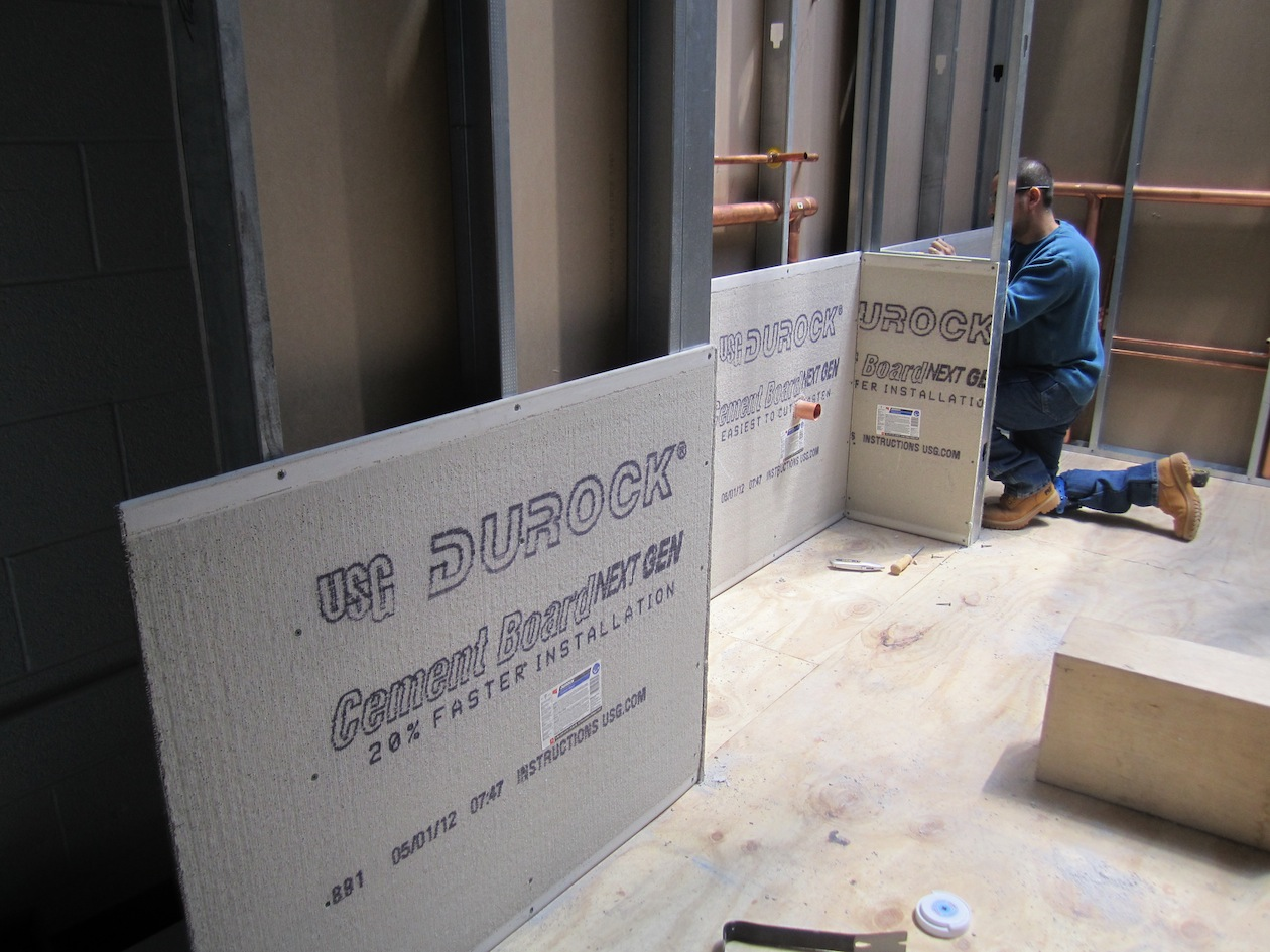 How to install cement backer board | Pro Construction Guide