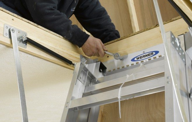 How To Install An Attic Ladder Pro Construction Guide