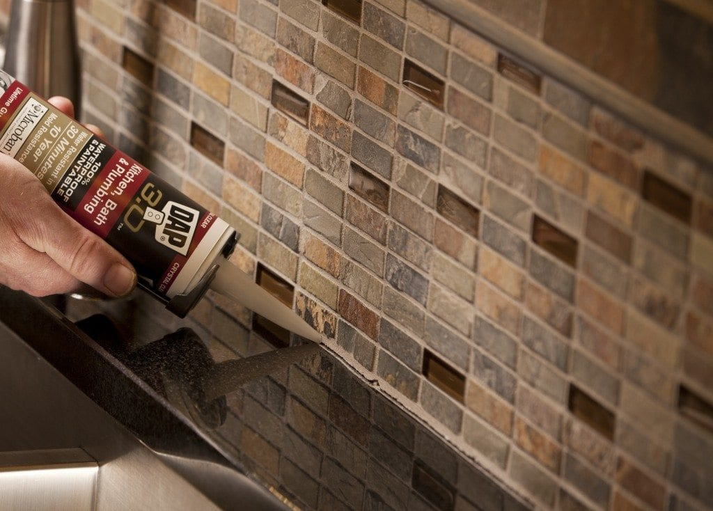 Installing A Glass Tile Backsplash