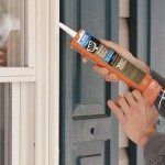 Types of caulk and how to use them