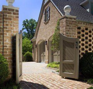 How to install brick veneer