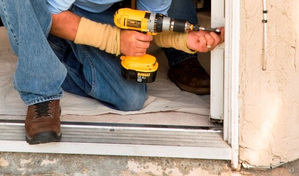 How To Replace A Sliding Glass Door