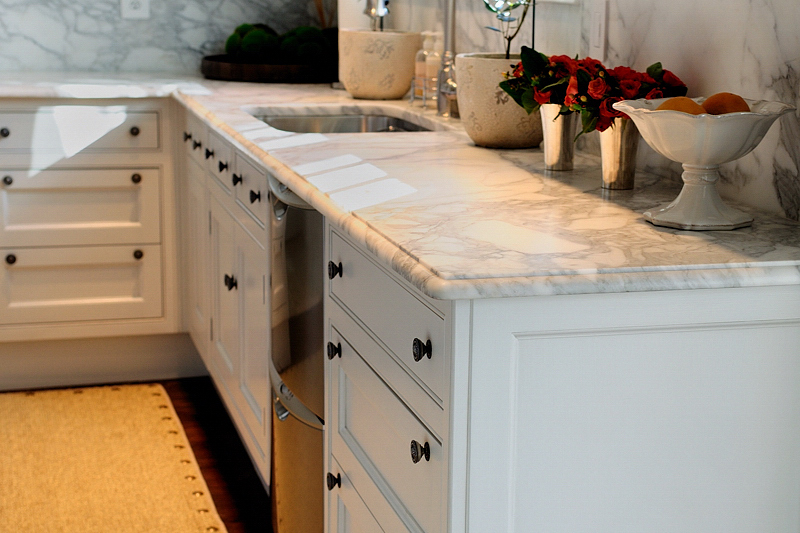 7 Steps To Install Marble Kitchen Countertops