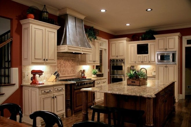 How To Install Recessed Lighting In A Kitchen