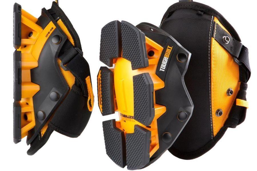 Toughbuilt Gelfit Stabilizer Knee Pads Pro Construction