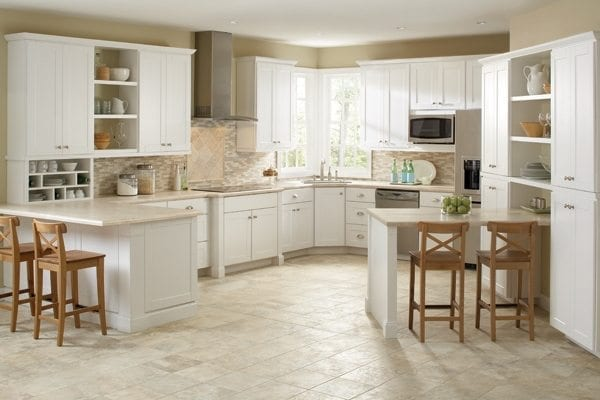 Hampton Bay Preassembled Cabinets Come In 10 Door Styles And A Variety Of  Colors.