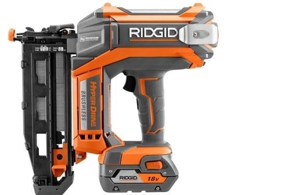 Ridgid 2 189 Inch Straight Finish Nailer Pro Construction Guide