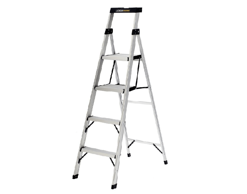 Gorilla Ladders 6 Foot Aluminum Step Ladder Pro