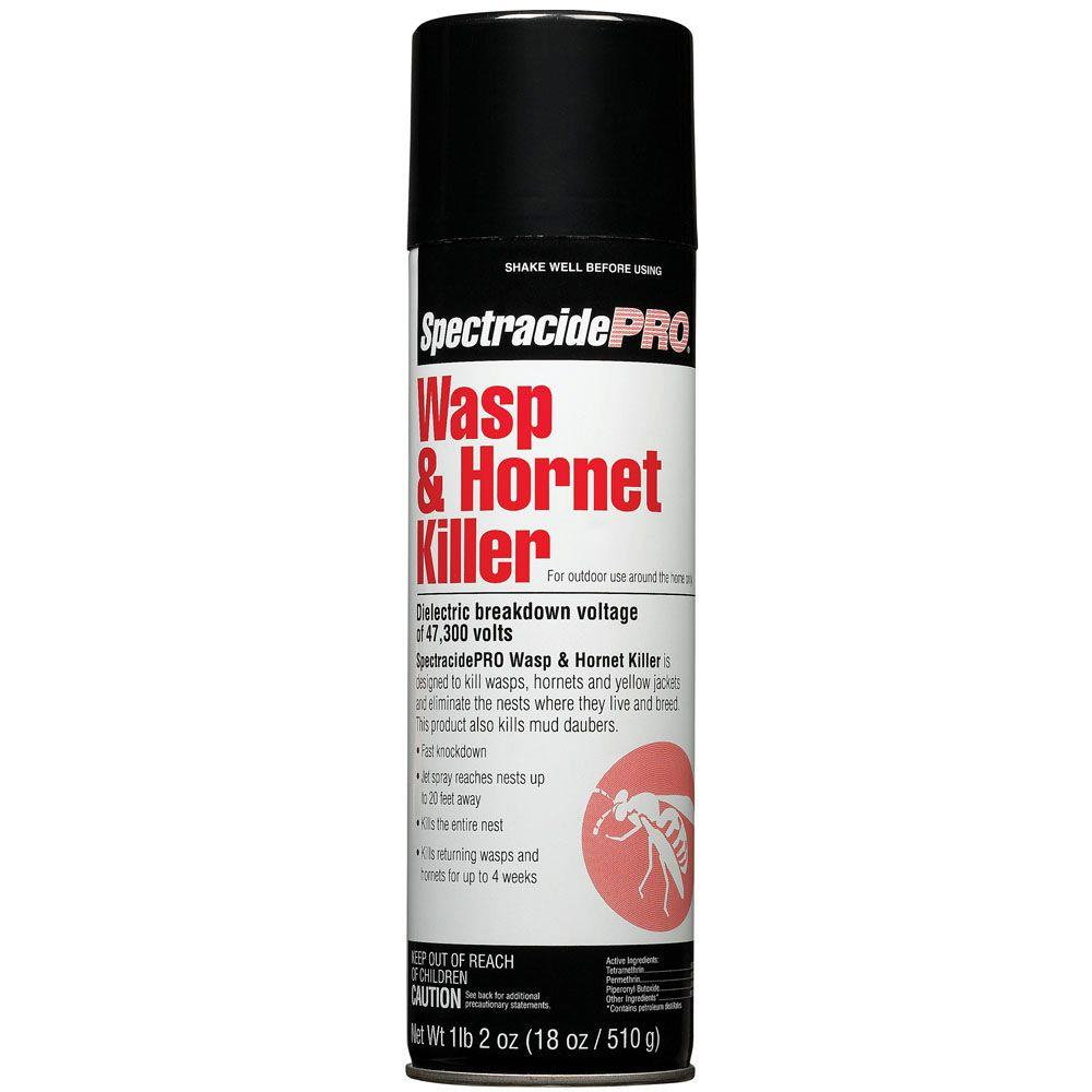 Spectracide Pro Wasp And Hornet Killer Pro Construction