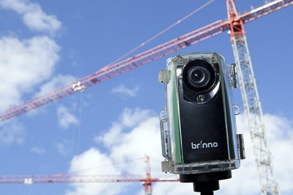 Brinno construction camera