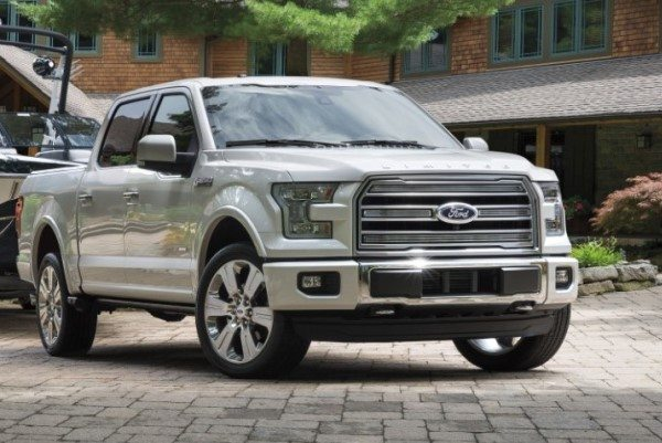 2016 F 150 And All New 2017 Super Duty Pro Construction