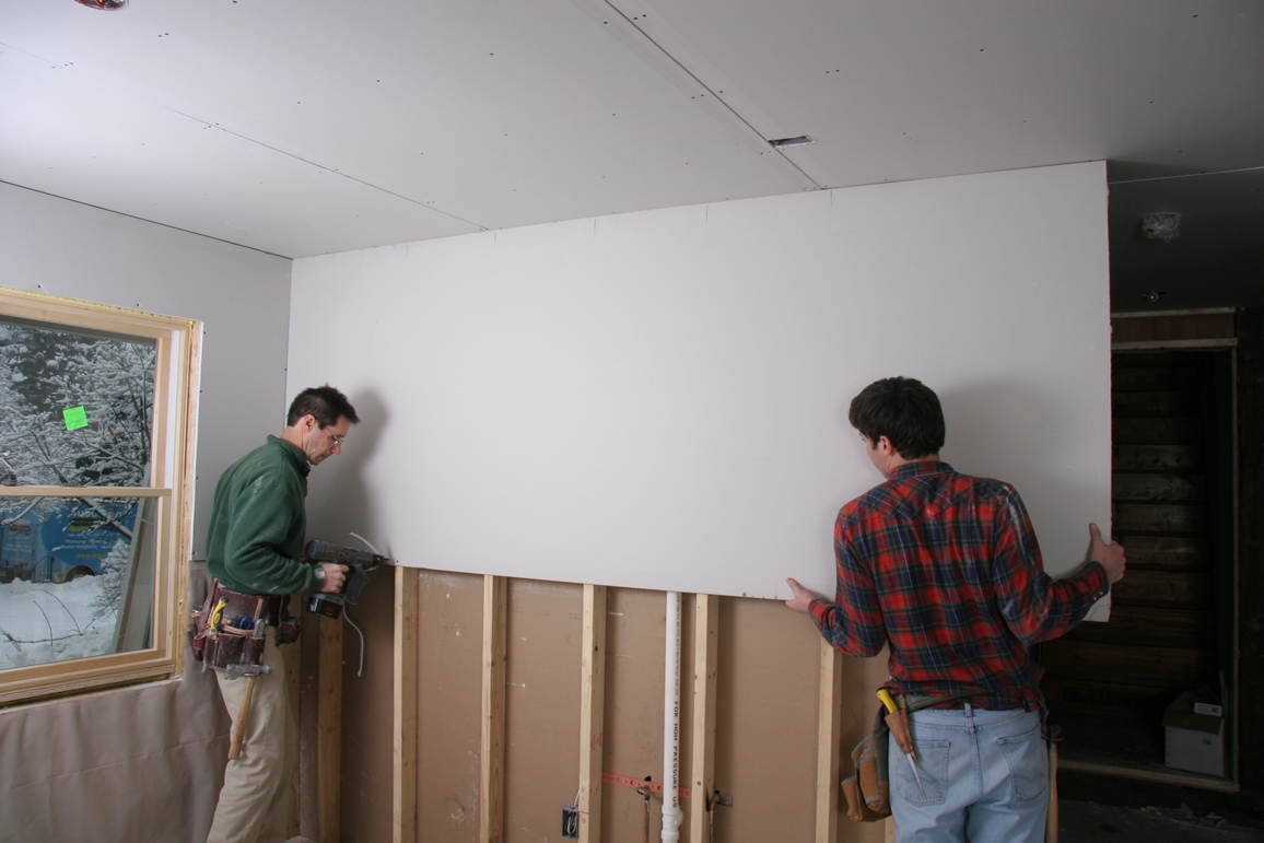 Drywall Gypsum Walls : Guide to gypsum board and drywall pro construction