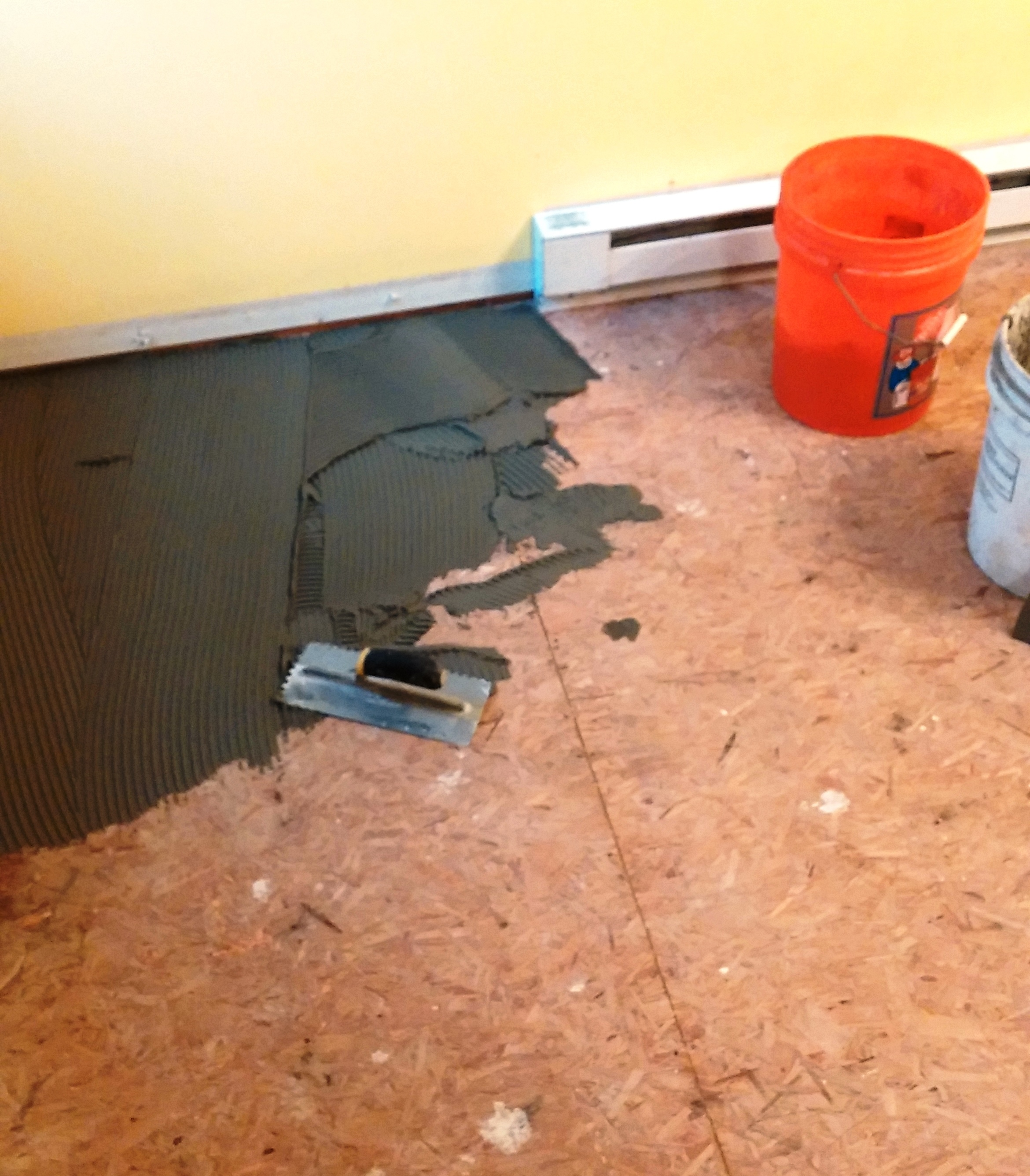 How to install underlayment for tile | ProConstruction Guide