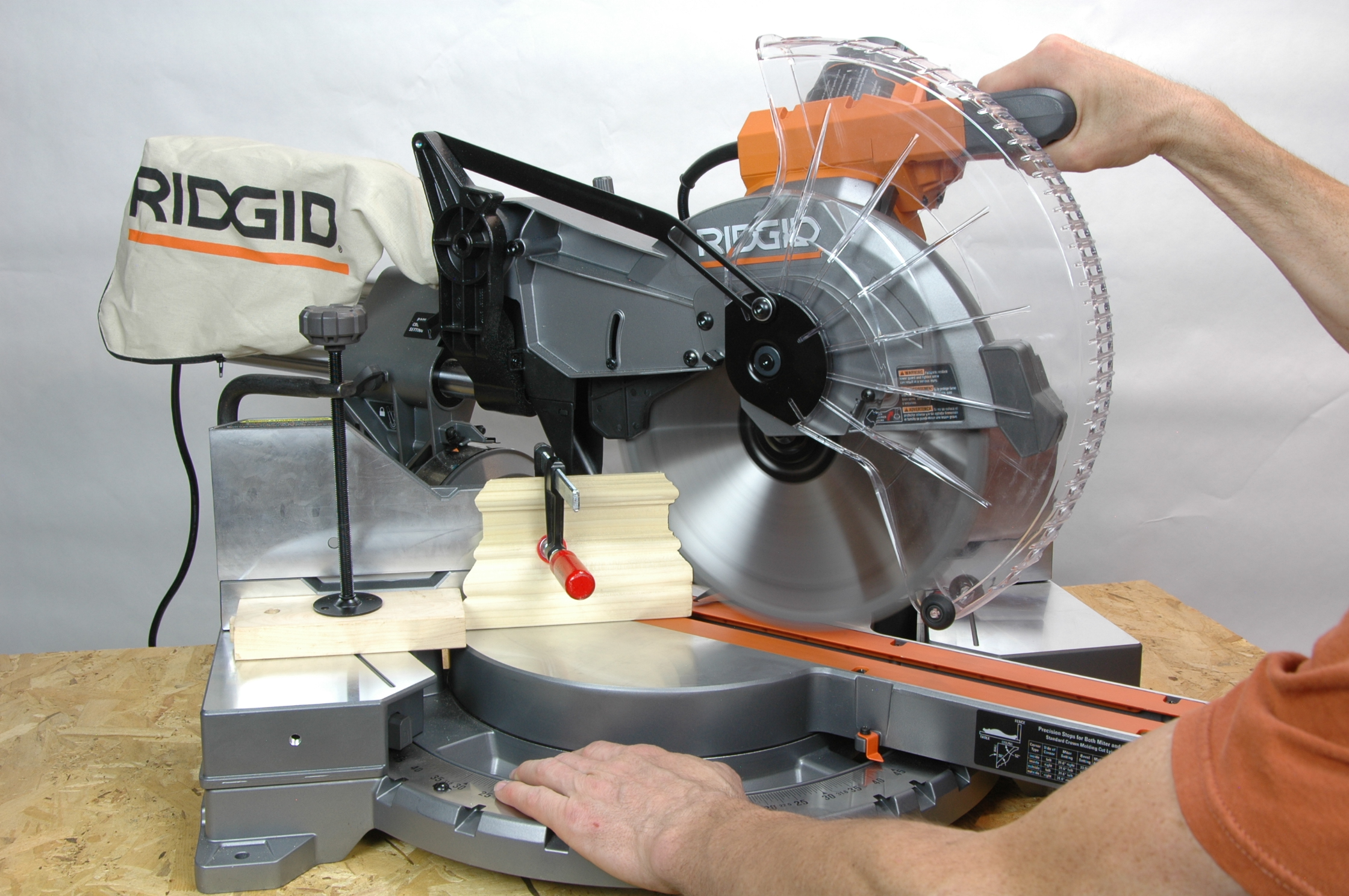 Power tool safety tips for table saws