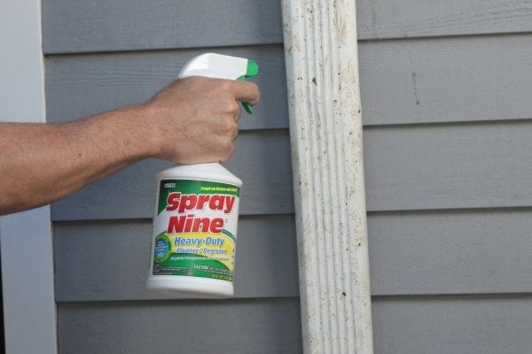 Spray Nine Multi-purpose cleaner and disinfectant