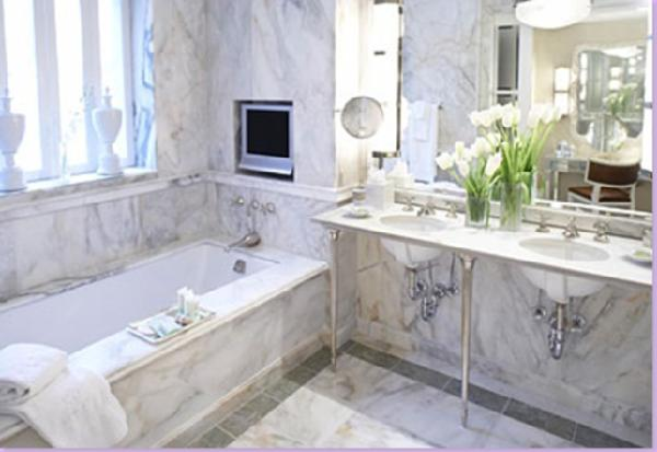 Bathroom Tiles Marble top tile trends for bathrooms - pro construction guide