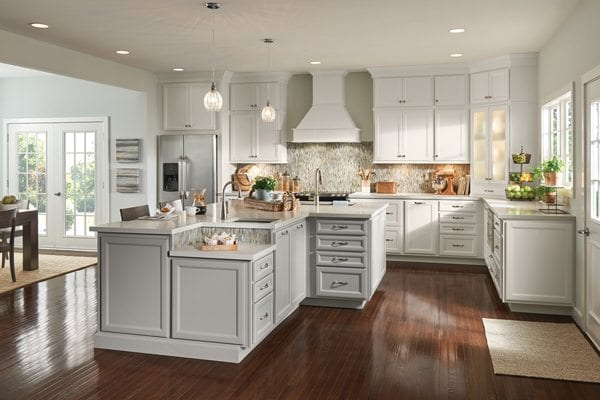 High Quality New Duraform Cabinets From American Woodmark
