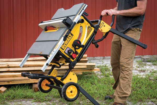 The hunt for the best portable jobsite table saw - Pro ...
