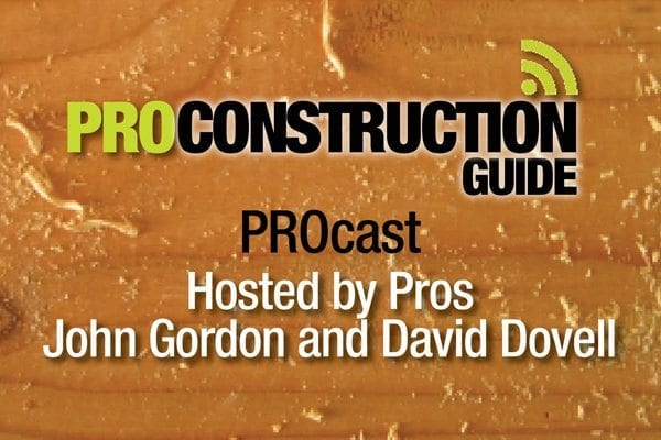 Podcast 56: Best new tools for the Pro