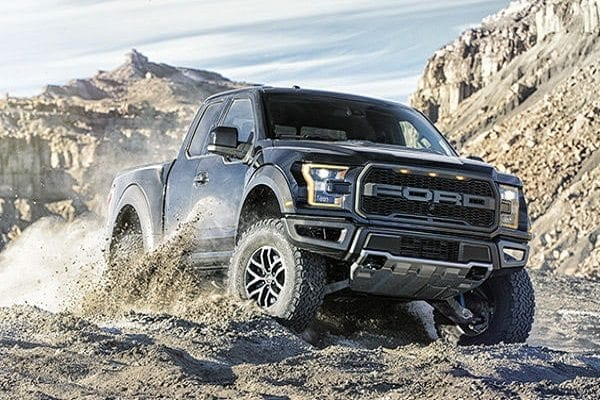 Best 2017 pickup trucks