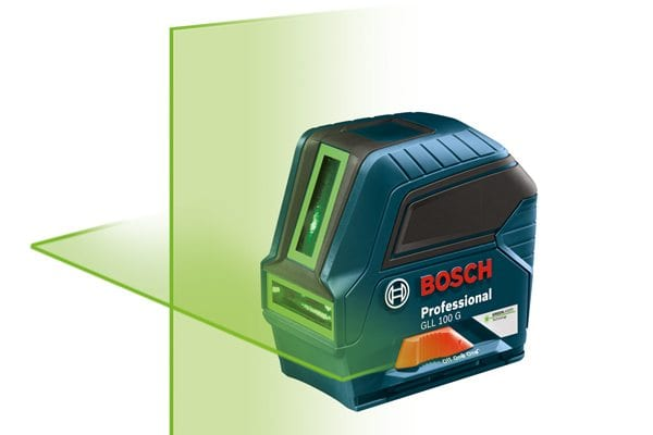 Bosch Self-Leveling Cross-Line Laser Level