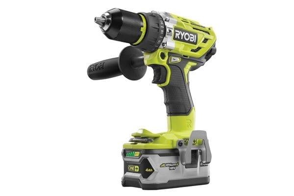 RYOBI 18V ONE+ brushless Hammer Drill-Driver Kit