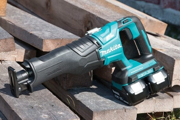 Makita 18V X2 LXT Brushless Reciprocating Saw