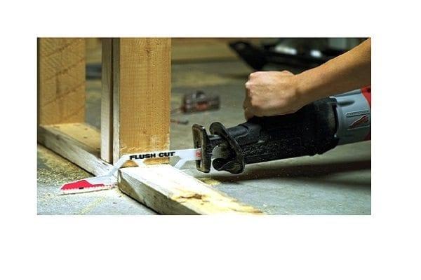 recip saw through wood 6