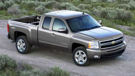 The new work trucks deliver better fuel economy