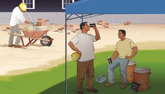 How To Prevent Heat Related Illness Pro Construction Guide