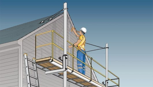 Scaffolding safety tips and training