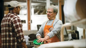 commercial credit at The Home Depot